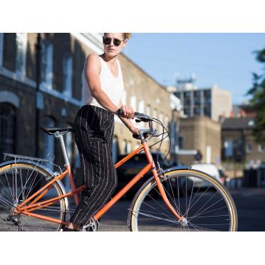 Vélo de ville BLB LOLA BLACK 8SPD