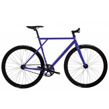 Vélo Fixie POLO AND BIKE CMNDR K.S.K Blue