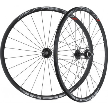 Roues à rayons MICHE PISTARD WR BLACK