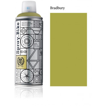 Peinture pour vélo Spray.Bike Vintage collection - 400 mL