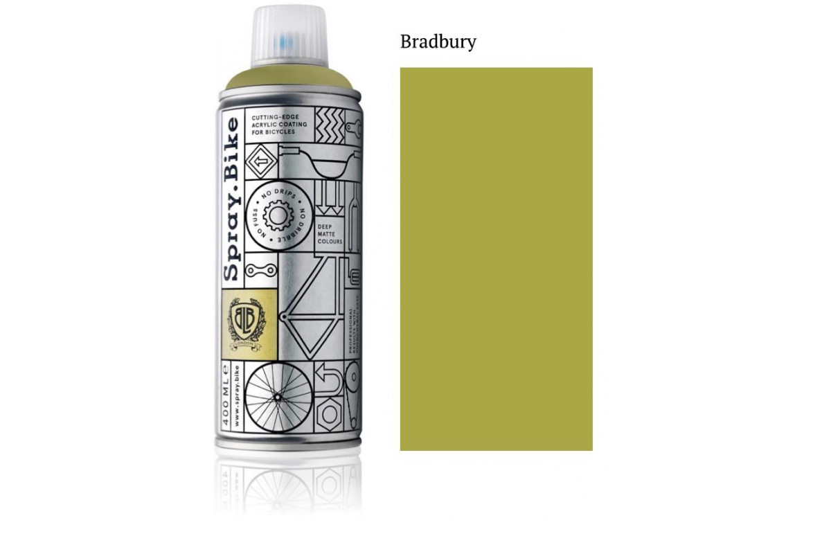 Peinture pour vélo Spray.Bike VINTAGE Collection - 400ml