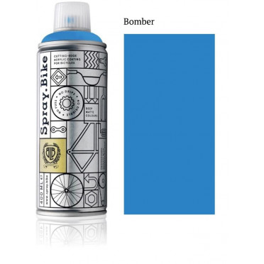 Peinture pour vélo Spray.Bike Pop collection - 400 mL