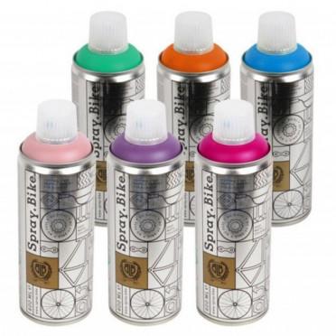 Peinture pour vélo Spray.Bike POP Collection - 400ml
