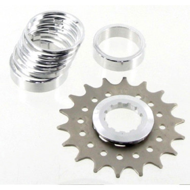 Kit de Conversion Single Speed Avec Ecrou