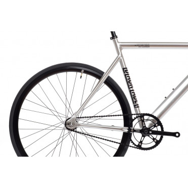 Fixie State Bicycle - Black Label V2 - RAW