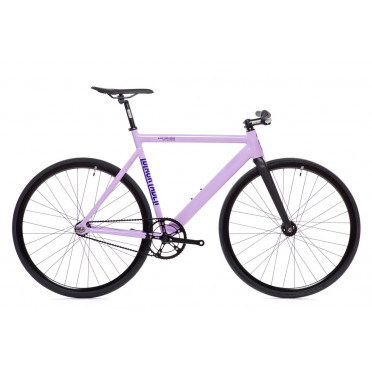 Fixie State Bicycle - Black Label V2 - PURPLE
