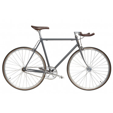 Vélo Single Speed JITENSHA Concrete