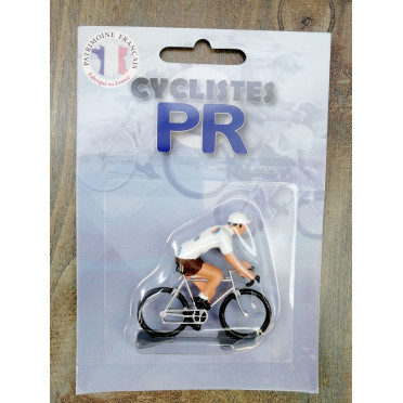 Figurines cycliste Roger - Team AG2R La Mondiale