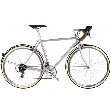 Vélo de ville 6KU HIGHLAND GREY 16SPD
