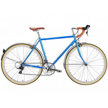 Vélo de ville 6KU WINDSOR BLUE 16SPD