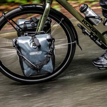 Paire de Sacoches Vélo ORTLIEB Sport-Roller Classic pour Porte-Bagages