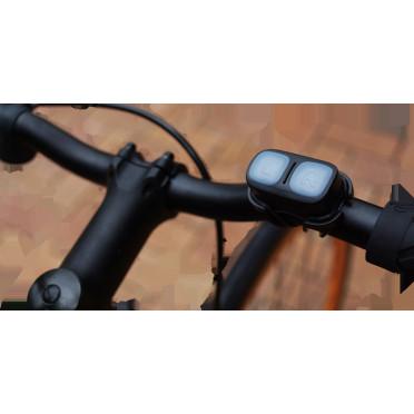 Casque de vélo intelligent LUMOS