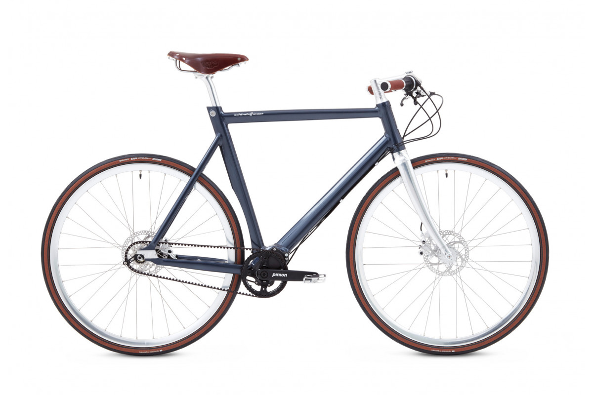 Vélo Schindelhauer Wilhelm Pinion C-line