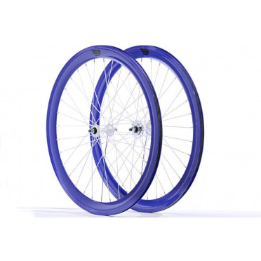 Roues à rayons fixie PURE FIX 700C 40MM