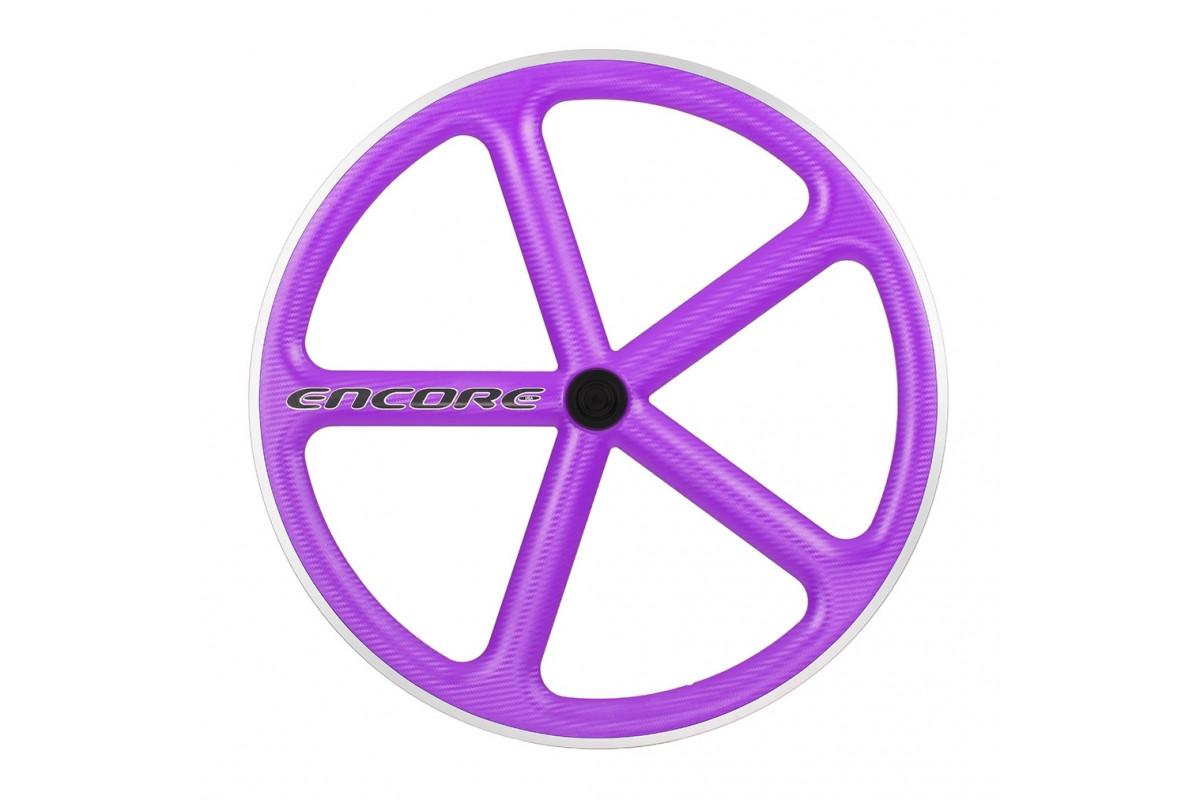 Roue à Bâtons Encore Wheels Violette