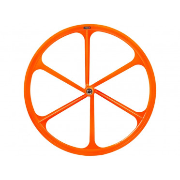Roue à Bâtons 6 SPOKE Orange