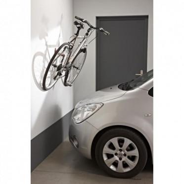 Porte Vélo Mural Fixation Pédale