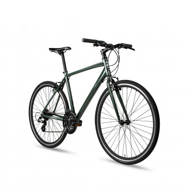 Vélo Hybride 6KU Canvas - Deep Forest