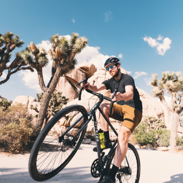 Vélo Aventure Aventon Kijote - Charcoal Skid