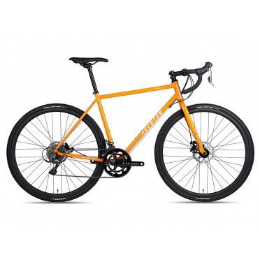 Vélo Aventure Aventon Kijote - Sunset Yellow