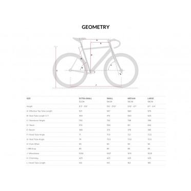 Vélo Aventure Aventon Kijote - Sunset Yellow