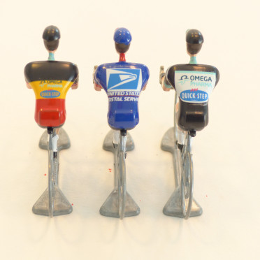 Figurine Cycliste - Tom Boonen
