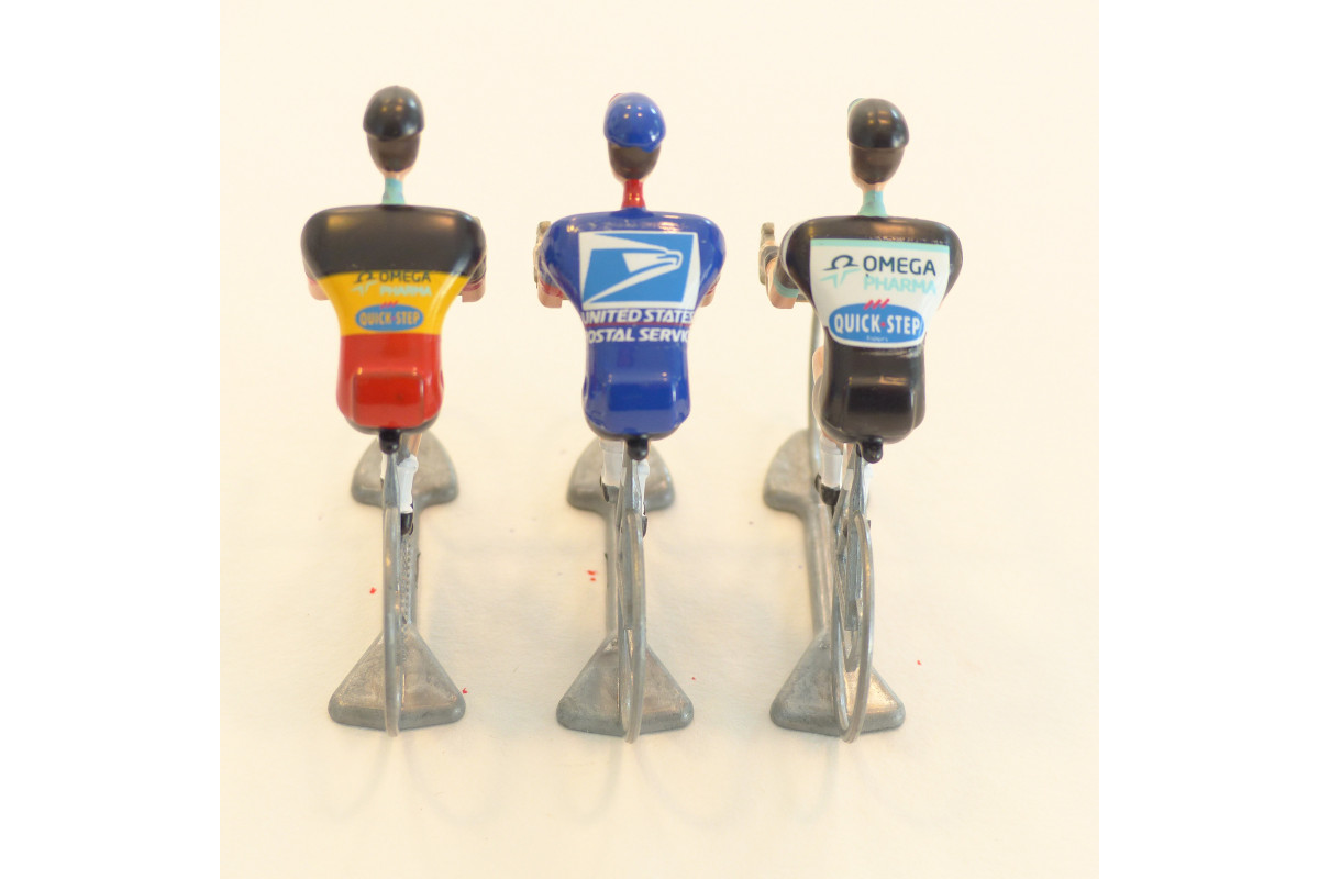Figurine Cycliste - Tom Boonen