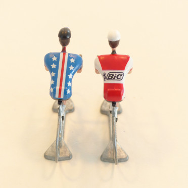 Figurine Cycliste - Bic X USA