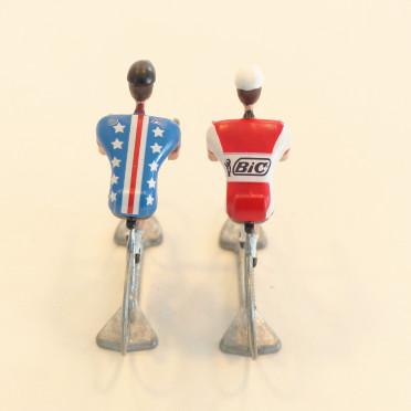 Figurine Cycliste - Bic X USA