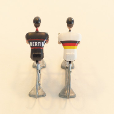 Figurine Cycliste - Bertin X Allemagne