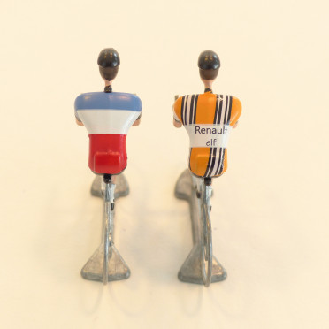 Figurine Cycliste - Renault X France