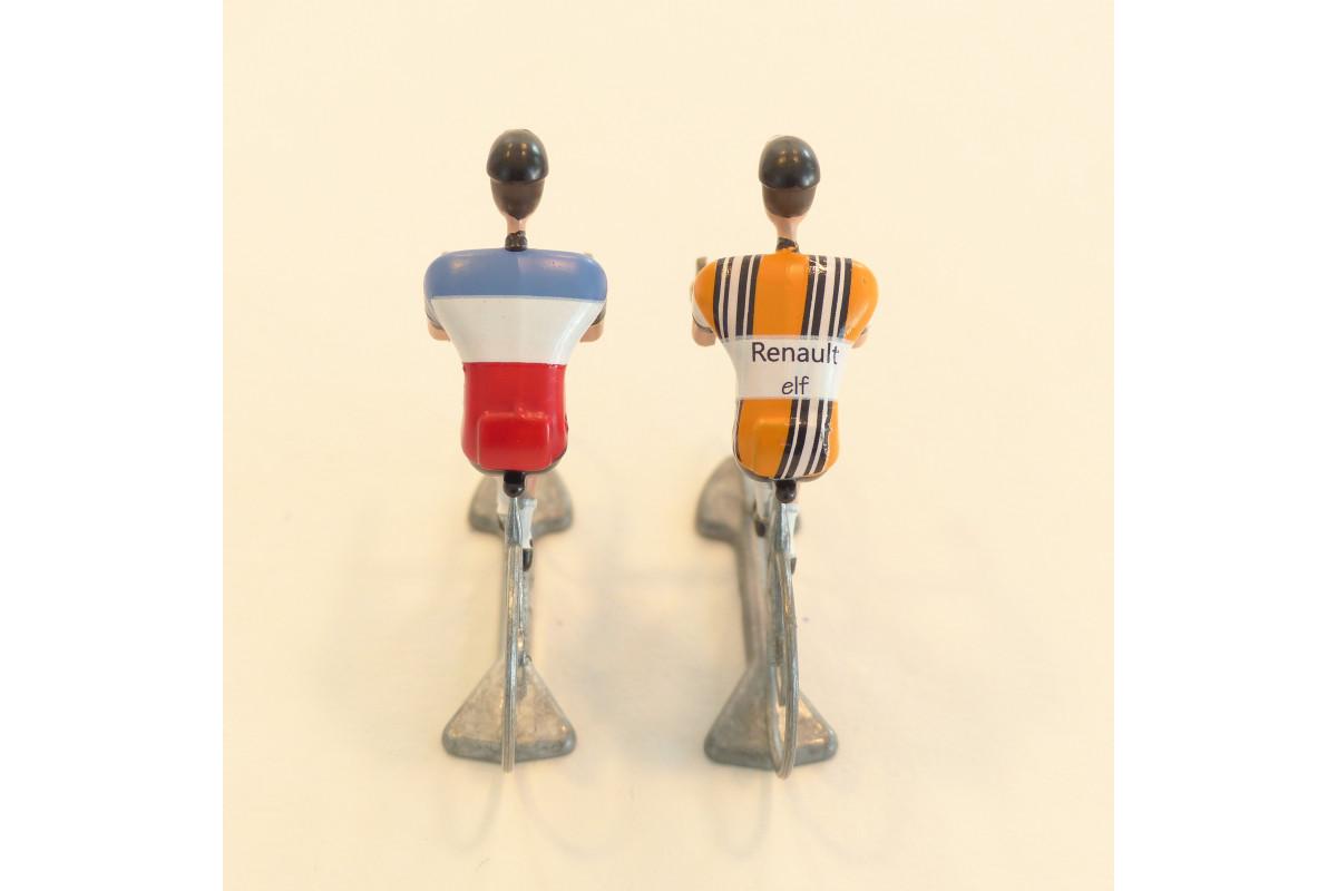 Figurine Cycliste - Renault X France