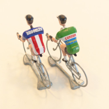 Figurine Cycliste - Brooklyn X Sanson