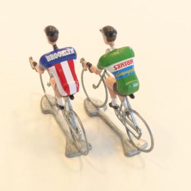Figurine Cycliste - Brooklyn X Sanson