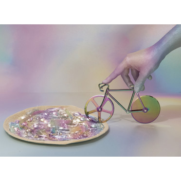 Coupe Pizza Fixie Iridescent