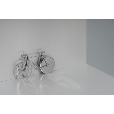Coupe Pizza Fixie Silver