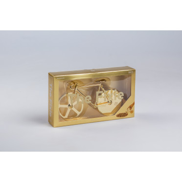 Coupe Pizza Fixie Gold