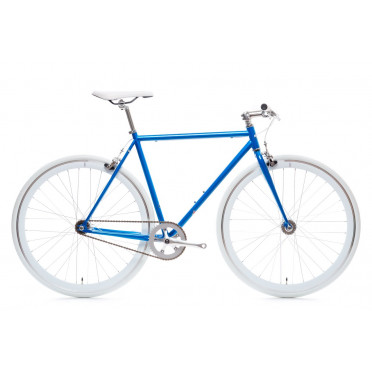 Vélo Fixie / Singlespeed State Bicycle Blue Jay