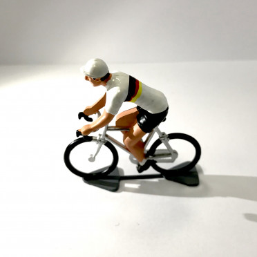 Figurine cycliste Roger - Champion d'Allemagne