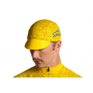 Casquette State Bicycle x Simpson