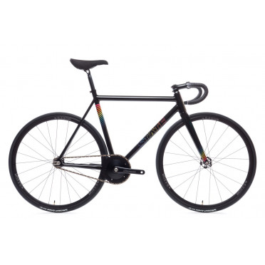 Fixie / Singlespeed STATE BICYCLE UNDEFEATED II Black Prism Edition