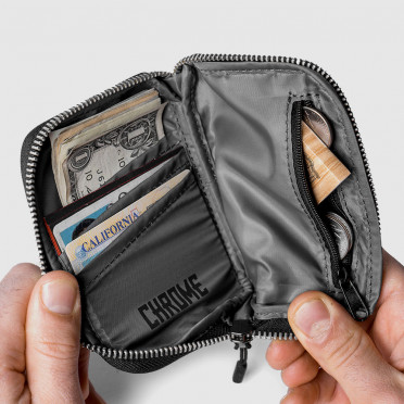 Porte monnaie CHROME Zip Wallet
