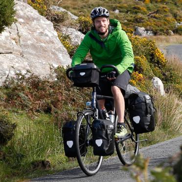 Paire de Sacoches Vélo ORTLIEB BACK-PACKER Classic pour Porte-Bagages