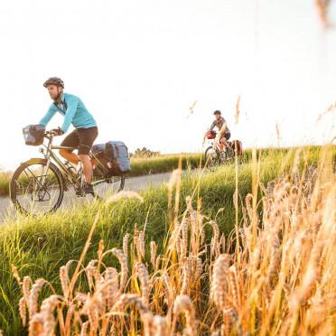 Paire de Sacoches Vélo ORTLIEB BACK-PACKER Plus pour Porte-Bagages