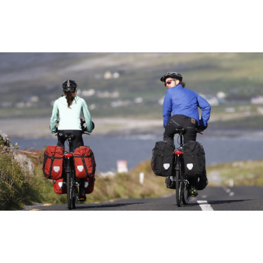 Paire de Sacoches Vélo ORTLIEB BACK-ROLLER Pro Plus pour Porte-Bagages