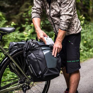 Paire de Sacoches Vélo ORTLIEB BACK-ROLLER Pro Classic pour Porte-Bagages
