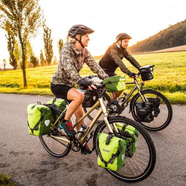 Paire de Sacoches Vélo ORTLIEB BACK-ROLLER Plus pour Porte-Bagages