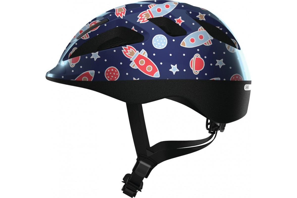 Casque Vélo Enfant ABUS Smooty 2.0 Blue Space