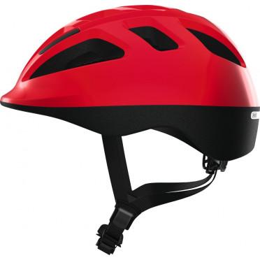 Casque Vélo Enfant ABUS Smooty 2.0 Shiny Red