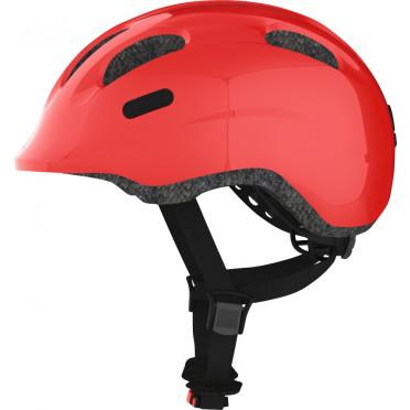 Casque Vélo Enfant ABUS Smiley 2.0 Sparpkling Red